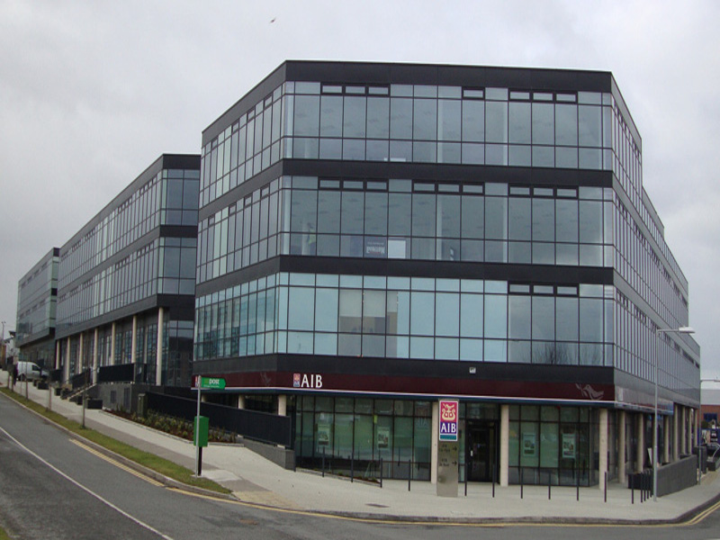 balbriggan business campus brent architect